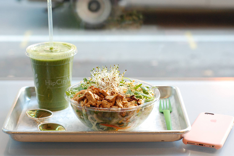 Best healthy restaurants in Philadelphia